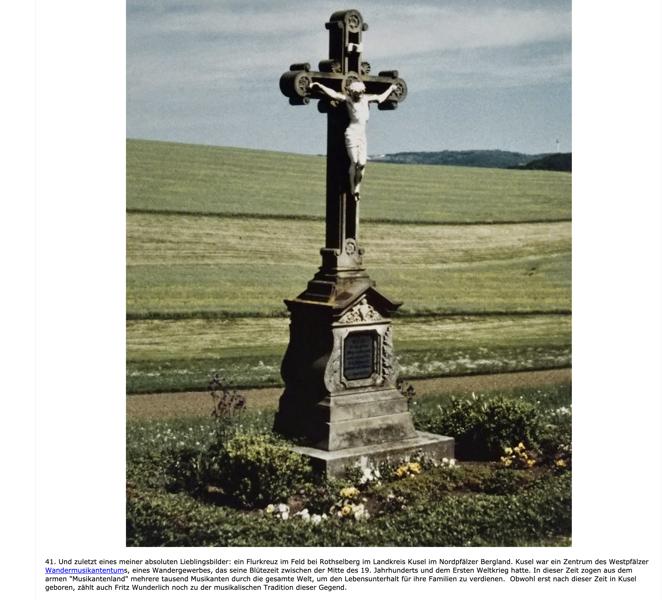 Wo steht dieses Kreuz?