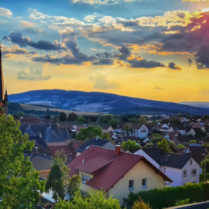 Farbenpracht am 20.8.2020 | Foto: M. Rheinheimer