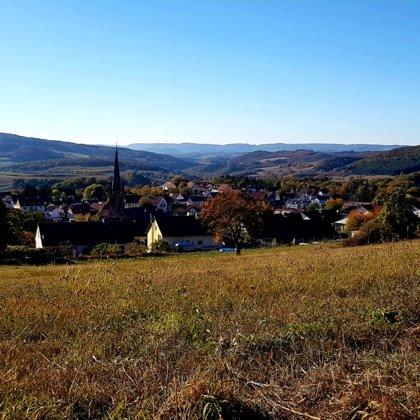 Blick über Jettenbach ins Kuseler Land | Foto: A. Wendel