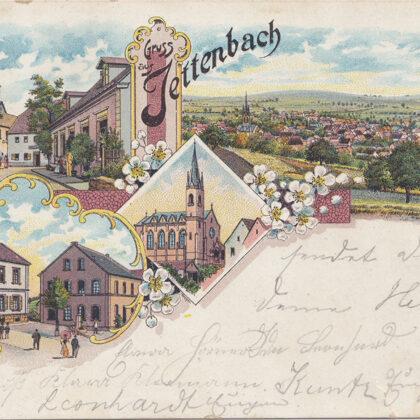 1901 | Sammlung: D. Jakob