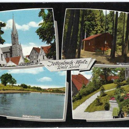 Postkartensammlung Fabian Wolff 1972