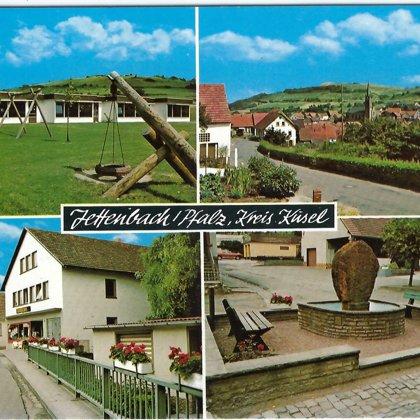 Postkartensammlung Fabian Wolff