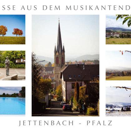 Postkarte aus 2011